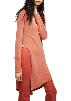 Free People Super Sonic Thermal Knit Tunic