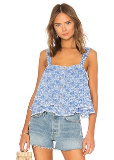 Free People Sweet Caroline Top