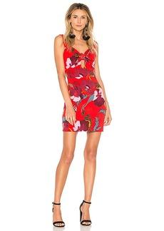Free People Sweet Cherry Mini Dress