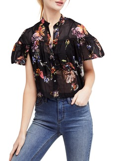 Free People Sweet Escape Blouse