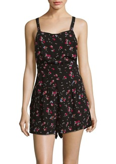 Free People Sweet In Street Printed Romper