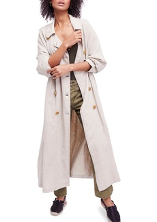 Free People Sweet Melody Duster Jacket