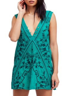 Free People Sweetest Shifty Minidress