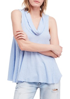 We the Free by Free People Swing It Cowl Tank