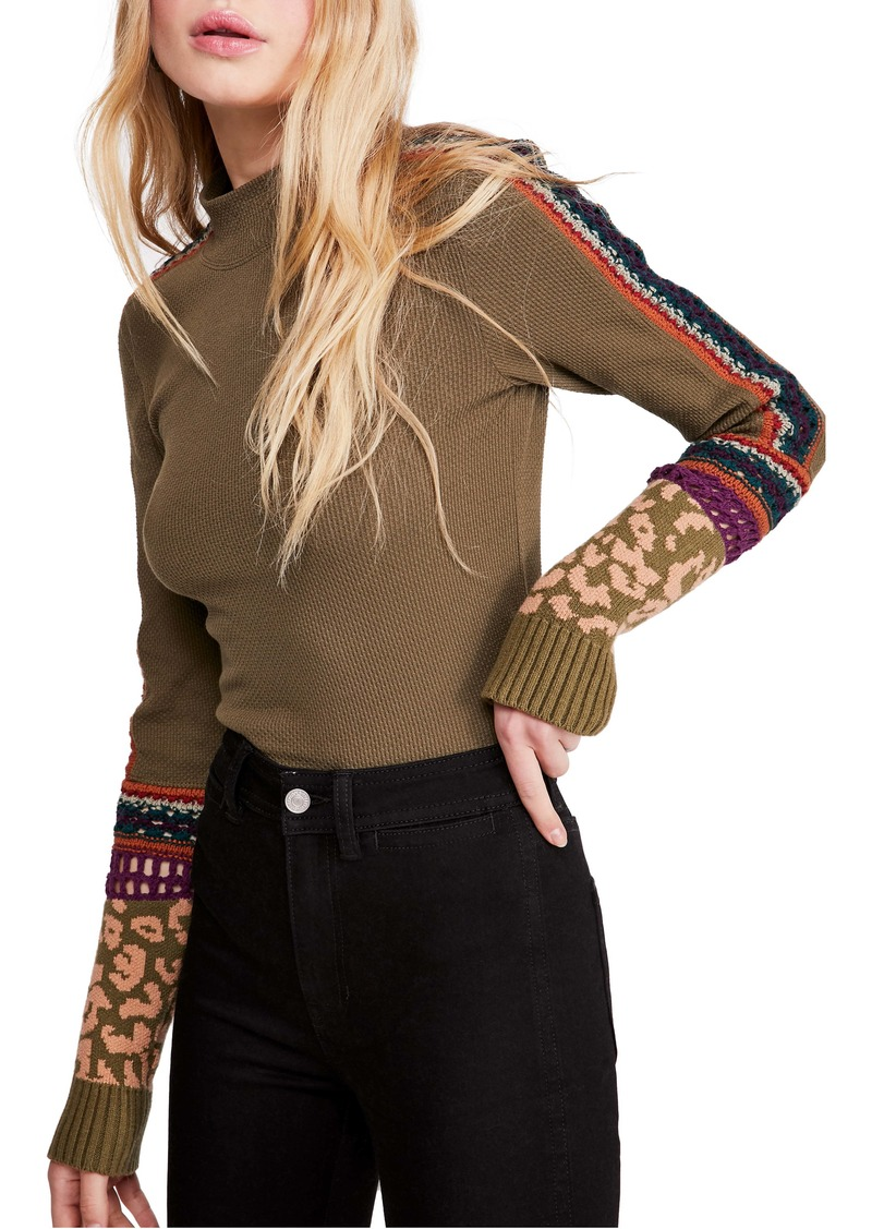 Free People Switch it Up Thermal Top