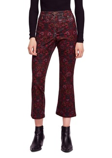 Free People Tailored Crop Pants