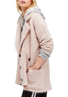 Free People Take Two Sweater Coat