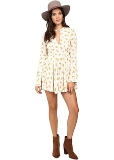 Free People Tegan Mini Dress