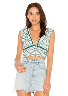 Free People Tell Me About It Top
