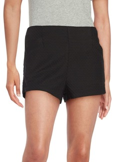 Free People Textured Knit Shorts