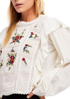 Free People The Amy Blouse