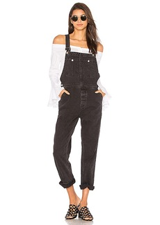 Free People The Boyfriend Overall. - size 24 (also in 27,28,29)