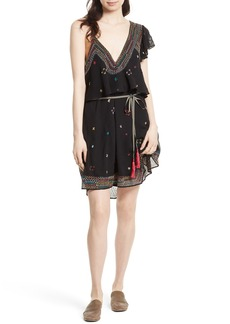 Free People These Eyes Together Minidress