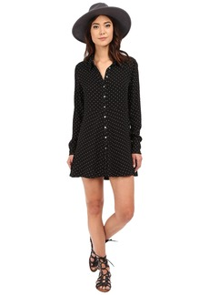 Free People This Town Button Down
