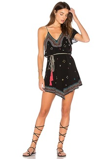 Free People Those Eyes Together Mini in Black. - size L (also in M,S,XS)