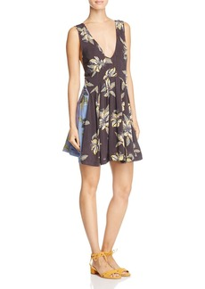 Free People Thought I Was Dreaming Floral Dress