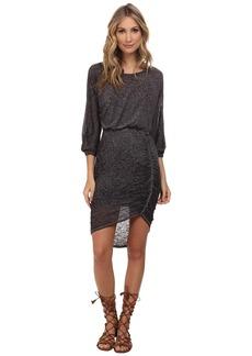Free People Tidepool Midi Knit Dress