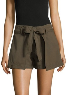 Free People Tie Waist Shorts