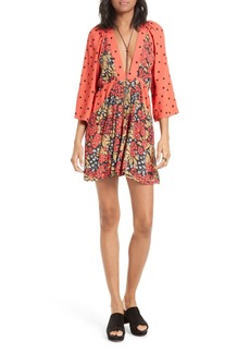 Free People Tilla Minidress
