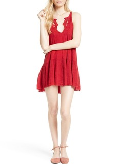 Free People Tiny Tent Babydoll Dress