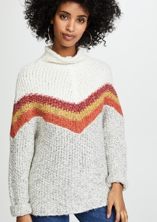 Free People Turn Around Pullover