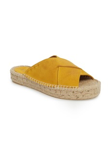 Free People Tuscan Slip-On Espadrille Sandal (Women)