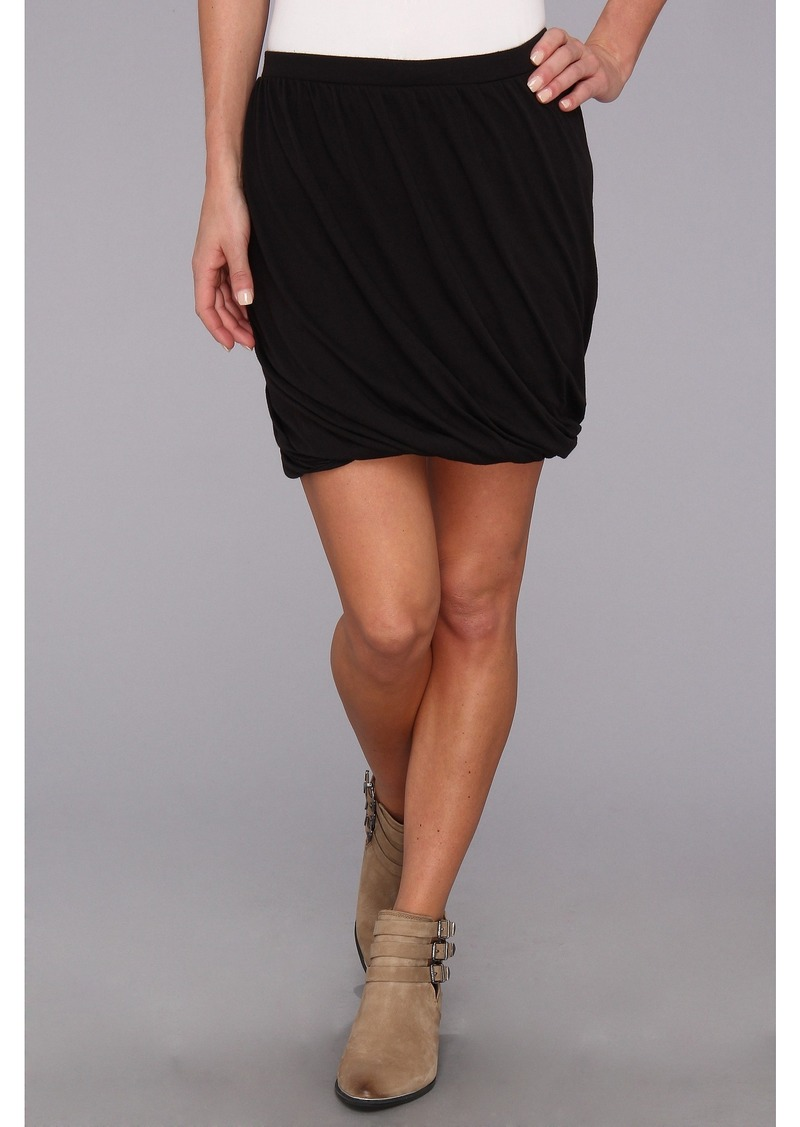 Free People Twisted Bubble Skirt