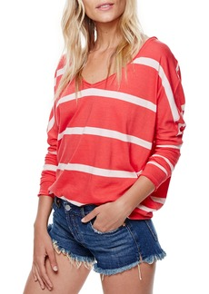 Free People Upstate Stripe Tee