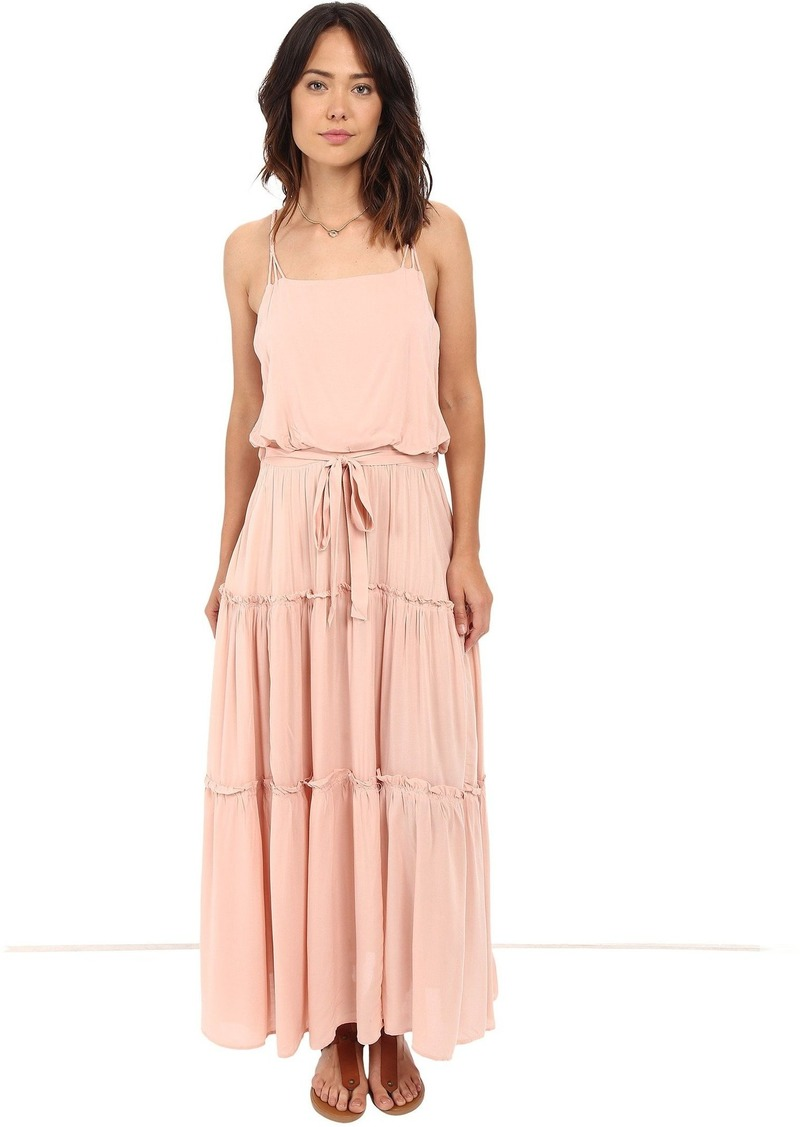 Free People Valerie Solid Maxi Dress