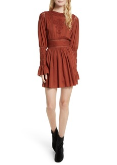 Free People Victorian Minidress