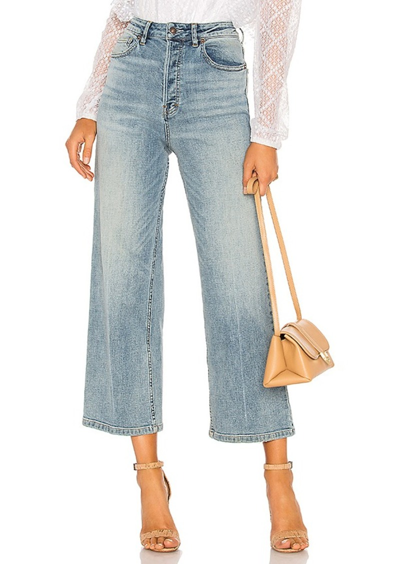 Free People Wales Wide Leg Jean