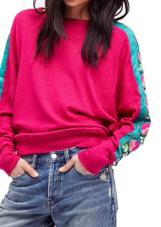 Free People Wallflower Pullover