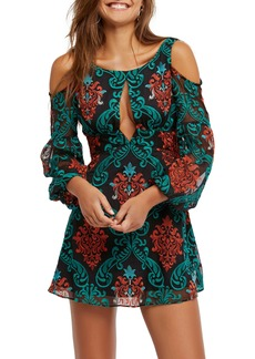 Free People Want to Want Me Minidress