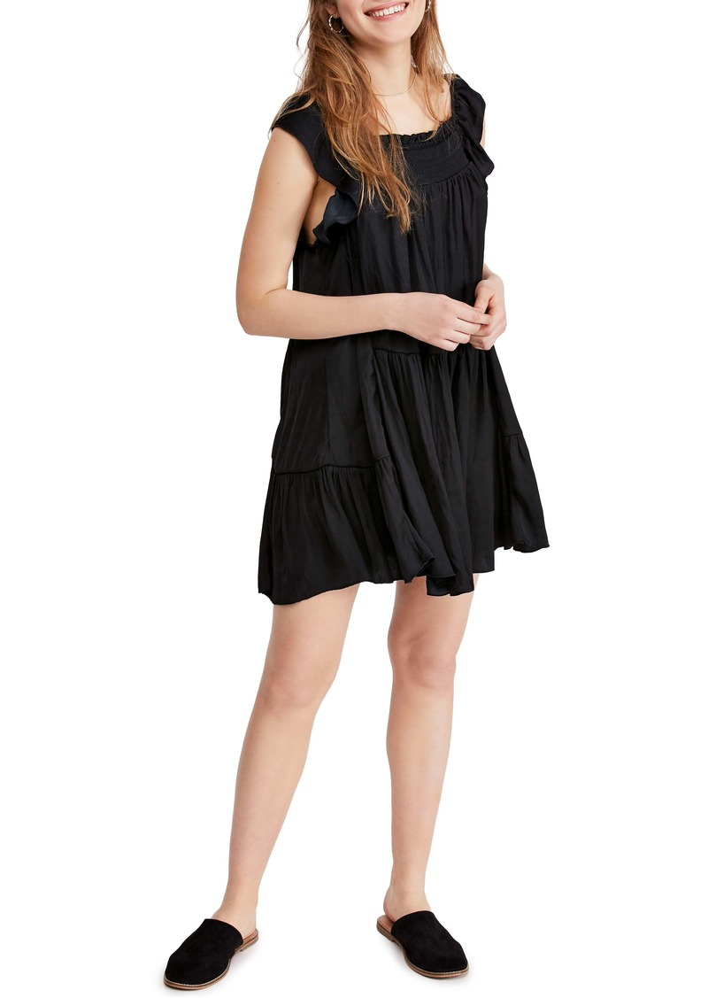 Free People Want Your Love Minidress
