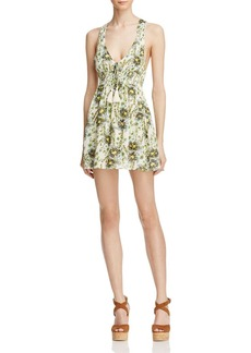 Free People Washed Ashore Mini Dress
