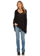Free People Waterfall Pullover