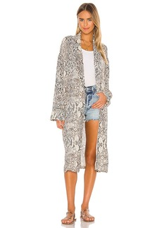 Free People Wild Nights Duster