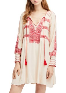 Free People Wind Willow Minidress