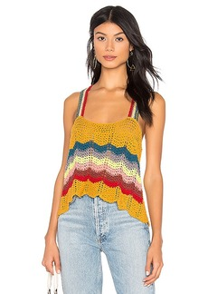 Free People Winding Road Tank
