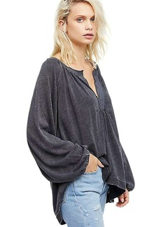 Free People Women's Acadia Henley Top