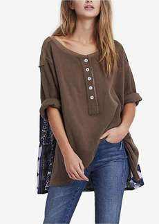 Free People Women's Cool Baby Pullover Top