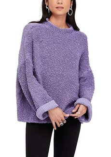 Free People Women's Cuddle Up Pullover Top