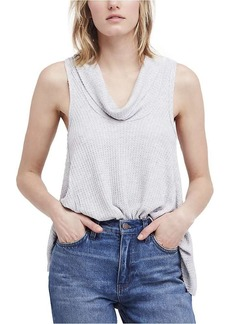 Free People Women's Swing It Cowl Neck Top