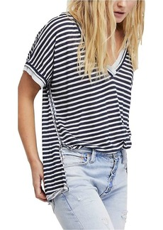 Free People Women's Take Me Stripe Tee