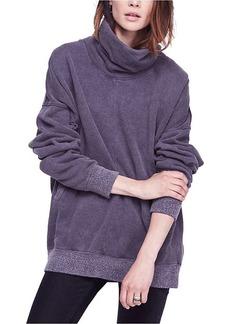 Free People Women's Too Easy Turtle Sweater