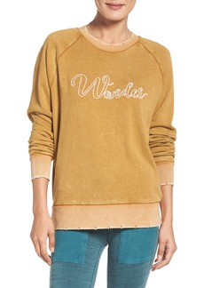 Free People FP Movement Wonder Rough & Tumble Sweatshirt