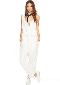 Free People Work It Jumpsuit