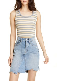 Free People Workshop Tie Back Tank Top