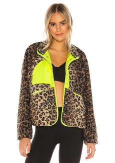 Free People X FP Movement Queen Of The Jungle Jacket