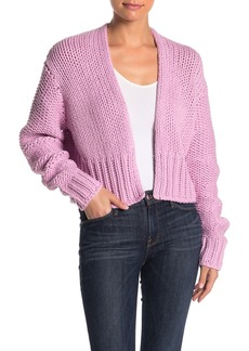 Free People Glow For It Cardigan